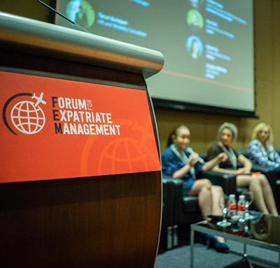 Aetna International Head of Distribution for Singapore Fiona Lee led a roundtable discussion at the Forum Expatriate Management APAC Summit