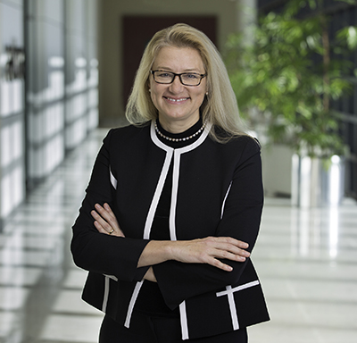 Karen Weinseiss, Aetna International's Vice President of Health Care Management