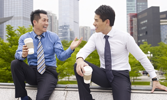 Business etiquette in hong kong aetna international business men and women tend to dress conservatively in hong kong dark suits with light coloured shirts predominate reheart Choice Image