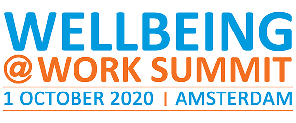 WellBeing at Work Event Amsterdam October 2020 Logo